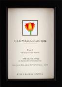Dennis Daniels Treasure Box Picture Frame, 6.4cm by 8.9cm , Ebony