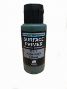Vallejo Model Colour 60 ml Polyurethane Primer - Nato Green