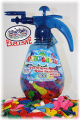 "Pumponator The Original Water Balloon Pumping Station Deluxe ""Matty's Toy Stop"" Exclusive with 600 Balloons (New Design) - Blue"