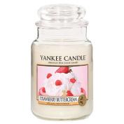Yankee Candle Strawberry Buttercream Jar Candle - Large
