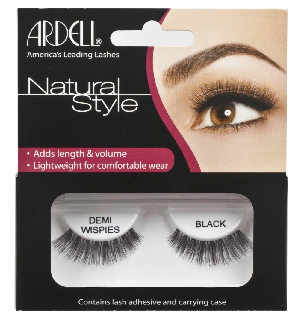 ab79fb6008a Ardell Natural Style Lashes - Demi Wispies Black by Ardell - Shop ...