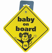 Autocare A88168 Baby On Board Sign