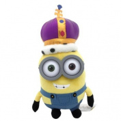 36cm Minion King Bob Minions Soft Toy