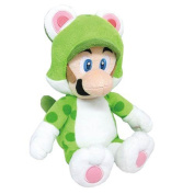 Super Mario Bros. 36cm Plush Cat Luigi