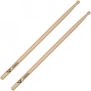 Vater Percussion 3A Drumsticks, Wood Tip
