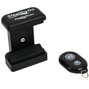 VariZoom SS-SK Smart Kit for StealthyGo with Smartphone Holder and Bluetooth Remote