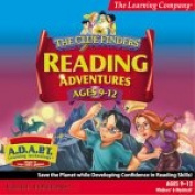 ClueFinders Reading Ages 9-12