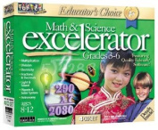 Educator's Choice Math & Science Excelerator Grades 3-6