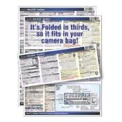 PhotoBert Photo CheatSheet for Nikon D750 Digital SLR Camera