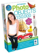 Art Explosion Photo Objects 150,000 [Old Version]