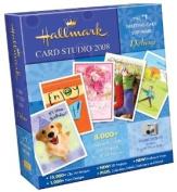 Hallmark Card Studio 2008 Deluxe [OLD VERSION]