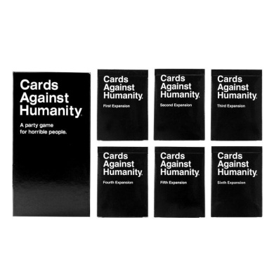 Cards Against Humanity - Australian Edition - Main Deck + Expansions 123456
