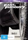 Fast and Furious 7 (DVD/UV) [Region 4]