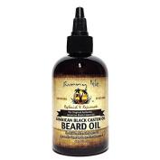 Sunny Isle Jamaican Black Castor Oil Beard Oil 120ml by Sunny Isle