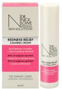 Dr Nick Lowe Dermatologist Skin Solutions Redness Relief Calming Cream 50ml