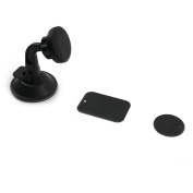 Novel Design Vehicle Car Windshield Suction Cup Magnetic Holder Mount for iPhone HTC LG Huawei for Samsung Galaxy