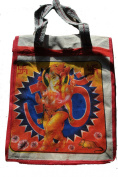 KITCH BOLLYWOOD STYLE BRIGHT ASIAN HINDU INDIAN SHOPPER TOTE BAG 100S