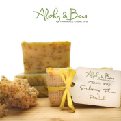 Organic Soap Immortelle (Helichrysum) & Patchouli - Eczema - Psoriasis - Itchy Skin