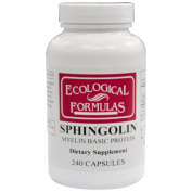 Sphingolin, Myelin Basic Protein, 240 Capsules - Cardiovascular Research Ltd.