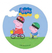 Peppa Pig 20.5cm Cake Topper