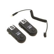 Yongnuo RF603CII/RF603II Remote Flash Trigger for Canon EOS 10D 20D 30D 40D 50D 1D 1D Mark II 1D Mark III 1D Mark IV 1Ds 1Ds Mark II 1Ds Mark III 5D 5D Mark II 5D Mark III 1DX 6D 7D