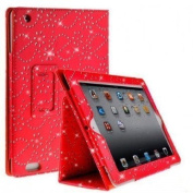 DN-TECHNOLOGY® PU Leather Flip Case Cover Pouch For Apple Ipad 2nd / 3rd / 4th Generation With Screen Guard