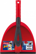 Vileda Dust Pan & Brush Set
