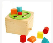 Children's educational toys intelligence cognitive geometry