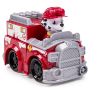 Paw Patrol Rescue Racer - Marshall/EMT Truck