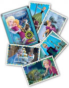 FROZEN ~ MY SISTER MY HERO ~ PANINI STICKER COLLECTION ~ 50 PACKETS