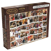 Jumbo Games Falcon de Luxe Coronation Street Double Acts Jigsaw Puzzle