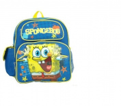 Small Backpack - Spongebob - Squarepants Blue Boys New School Bag 618728