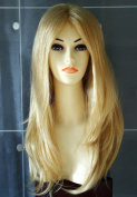 Forever Young Long Ladies Blonde Wig Light Strawberry & Platinum Blonde Mix