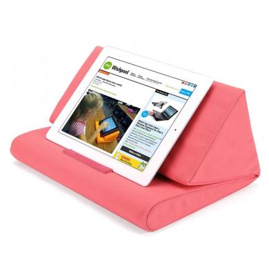 IPEVO PadPillow Pillow Stand for iPad mini & iPad 4 & iPad 3 & iPad 2 & iPad 1 - Honeysuckle