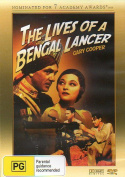 The Lives Of A Bengal Lancer [Region 4]