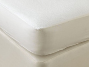 Luxury Terry Towelling Waterproof Mattress Protector Cover,Anti-allergy , Anti-microbial, Allergy and Stain free to Fit Pillow