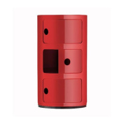 Kartell 496710 Componibili Container Red