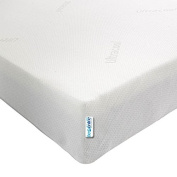 1.2m SMALL DOUBLE BUDGET ECO MEMORY FOAM MATTRESS 10cm DEPTH WITH MAXICOOL COVER