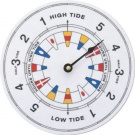 Tidetime Nautical Tide Clock - Flag Face