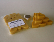 WHICKSNWHACKS 10 HEART Shaped PATCHOULI Ecosoy Wax Melts for your Oil Burner