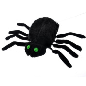Sound Activated Drop-Down Crazy Spider for Halloween
