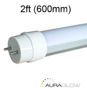 Auraglow 10w 0.6m 600mm T8 Fluorescent LED Tube Light