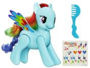 My Little Pony Flip and Whirl Rainbow Dash Figure