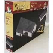 Italeri 1/72 La Haye Sainte Waterloo Barn Wooden Kit # 6175