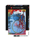 Heye Red Limited Puzzles