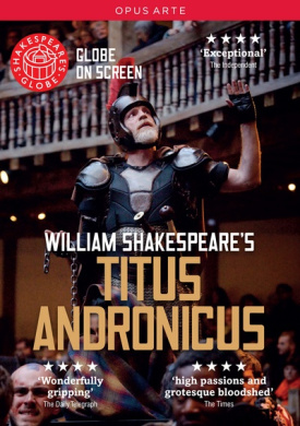 Titus Andronicus: Shakespeare's Globe