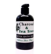 Charcoal & Tea Tree Detox Shower Bath Gel