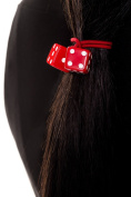 Banned Red Dice Hair Band
