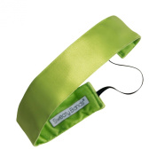 Sweaty Bands Fitness Headband - Wicked Exclusive Thick Lime- 3.8cm