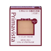 SOFINA PRIMAVISTA Keep Stay Powder Foundation UV Beige Ocher-03 9g Refill